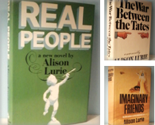 Alison Lurie Curated by Berthoff Books