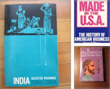 History Curated by Julian's Bookshelf