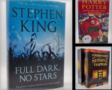Fantasy & Sci-Fi Sammlung erstellt von Bookcetera Ltd