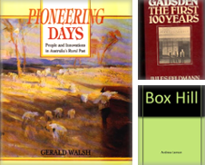 Australian History Curated by Bellcourt Books