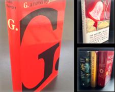 Fiction , iconic titles, signed titles Curated by Ashton Rare Books  ABA (Associate): PBFA