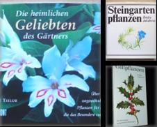 Botanik Sammlung erstellt von Antiquariat BücherParadies