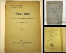 Accademie Di Coenobium Libreria antiquaria