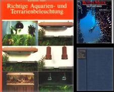 Aquaristik Sammlung erstellt von Antiquariat Bernhardt