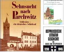 ehem Ostgeb Sammlung erstellt von Antiquariat J. Hünteler