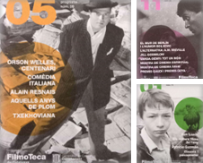 Cine Curated by Llibres Capra