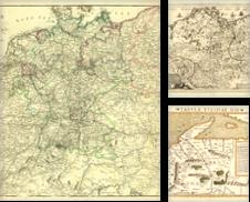 Alte Landkarten Sammlung erstellt von Antiquariat Norbert Haas