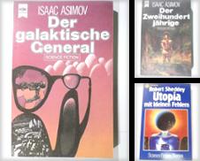 Science Fiction Sammlung erstellt von Comicdiscount