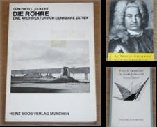 Architektur Sammlung erstellt von Antiquariat Gallenberger