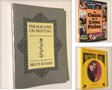 Books on Books Curated by Peter Scott