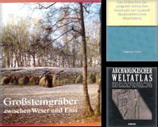Archäologie Sammlung erstellt von Antiquariat Walter Nowak