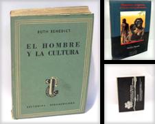 Antropología de Librería Miguel Blázquez
