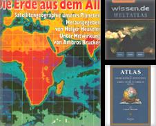 Atlanten Sammlung erstellt von Versandantiquariat Nussbaum
