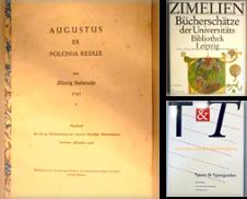 Buchwesen Sammlung erstellt von Antiquariat Bernhard