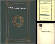 Alpinismus Sammlung erstellt von Antiquariat im Kloster