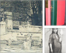 Art, Photography, & Antiques Curated by Classic Books and Ephemera, IOBA