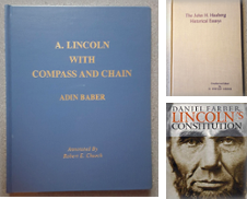 Abraham Lincoln Curated by Books on the Square