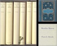 Erstausgaben Sammlung erstellt von Antiquariat Herold