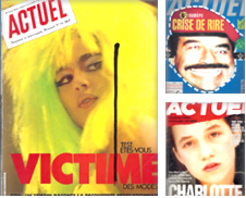 Actuel Magazine Curated by le livre nomade