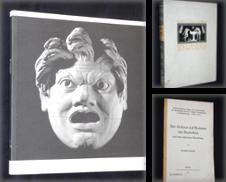 Antike und Theaterarchäologie Sammlung erstellt von Antiquariat Fast alles Theater!