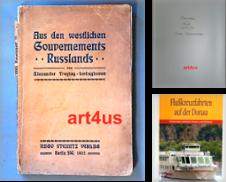 Abenteuer und Reisen Sammlung erstellt von art4us - Antiquariat