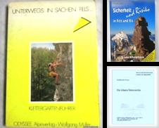 Alpinistik Sammlung erstellt von viennabook Marc Podhorsky e. U.