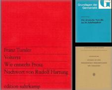 12Sprach- u.Litwiss ohne Zuordnung Sammlung erstellt von Schürmann/ Kiewning GbR