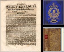 Geschichte bis 1870 Sammlung erstellt von Antiquariat Les-art