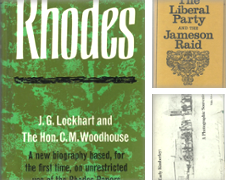 Cecil John Rhodes Curated by Salusbury Books