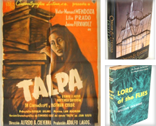 Books into Film Curated by Captain Ahab's Rare Books