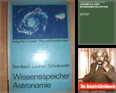 Astronomie, Naturwissenschaft Sammlung erstellt von Antiquariat  Udo Schwörer