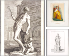 Architecture Curated by Trillium Antique Prints & Rare Books