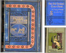 Antiquarian Curated by Riley Books
