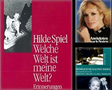 Biographien Sammlung erstellt von Antiquariat Ottakring 1160 Wien