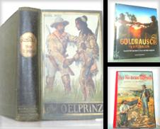 Abenteuer und Jugendbücher Sammlung erstellt von Antiquariat Ehbrecht - Preise inkl. MwSt