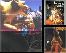Cirque Proposé par Chapitre   livres et presse ancienne