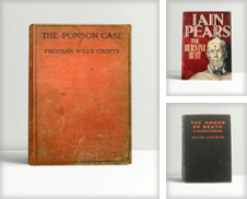 Crime and Detective Curated by John Atkinson Books ABA ILAB PBFA
