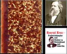 Biographien, Memoiren Sammlung erstellt von Versandantiquariat Bernd Keßler
