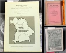 Bayern Sammlung erstellt von Antiquariat Hoffmann