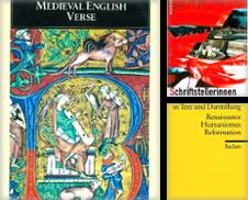 Anthologien Sammlung erstellt von Antiquariat Christoph Wilde