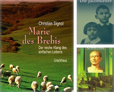 Biografien, Erfahrungsberichte Sammlung erstellt von Buchparadies Rahel-Medea Ruoss