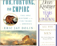 American History Curated by Fallen Leaf Books