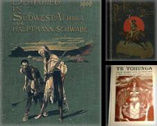 Afrika Sammlung erstellt von St. Jürgen Antiquariat