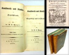 Alte Drucke bis 1870 erstellt von Antiquariat Bärbel Hoffmann