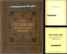 Allgemeine Kunstwissenschaften Sammlung erstellt von Antiquariat im Kloster