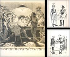 America Sammlung erstellt von Antiquariaat Arine van der Steur / ILAB