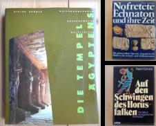Ägypten Sammlung erstellt von Antiquariat Rohde
