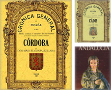 Andalucia Curated by Libreria Raices