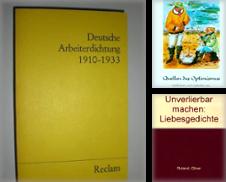 Drama & Lyrik Sammlung erstellt von Schroeder Verlagsbuchhandlung