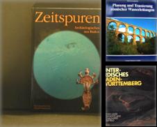Archäologie Sammlung erstellt von Buchhandlung&Antiquariat Arnold Pascher